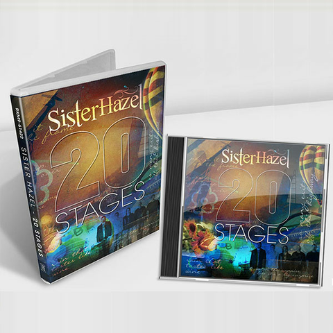 20 Stages CD & DVD Combo