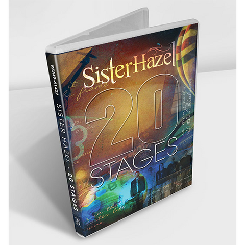 20 Stages DVD