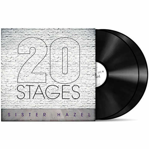 20 Stages Double EP Vinyl