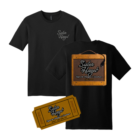 Livestream April 2 Ticket + Soft T-Shirt