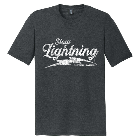 Slow Lightning Tri-Blend T-Shirt