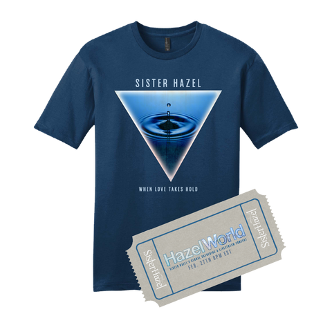 Livestream Ticket + T-Shirt
