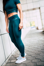 Load image into Gallery viewer, SIGMA Leggings - Teal