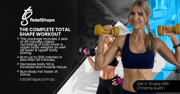 Package 1 - The Complete Total Shape Workout