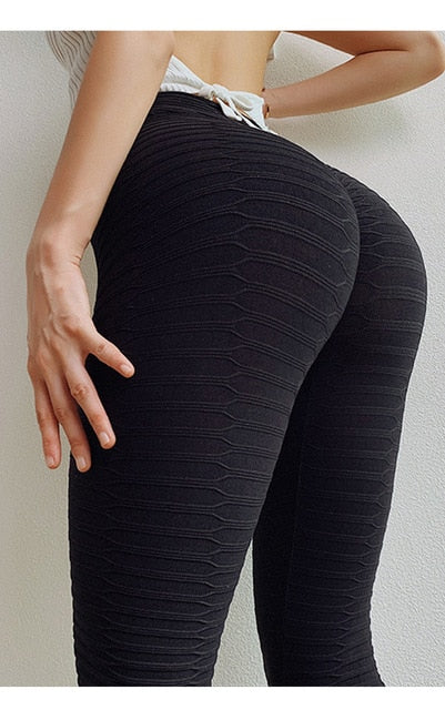 Butt-Lift Squat-Proof Leggings