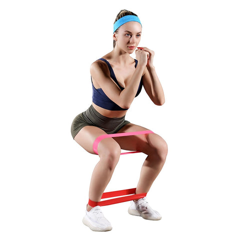 Body Re-Shape Resistance Bands