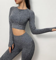 Believe in Yourself Activewear Set