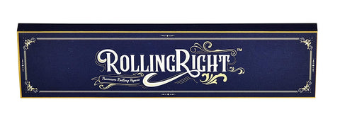Rolling Right King Size Brown Rolling Papers