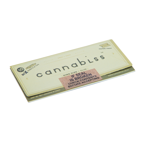 Cannabliss 10 To GO - Panda Rolling