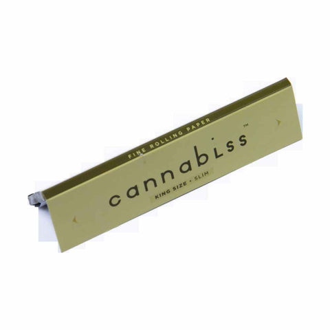 Cannabliss King Size Slim Rolling Papers