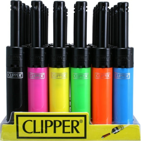 Clipper Mini Tube Lighter