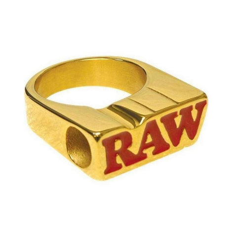Raw Smokers' Ring