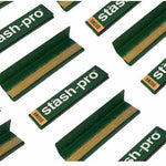 Stash-Pro King Size Slim Brown Rolling Papers