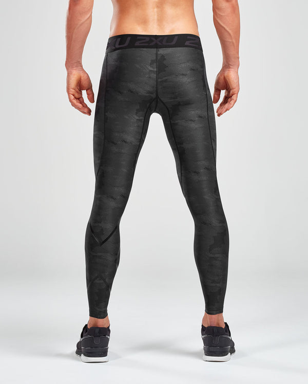 Accelerate Print Compression Tights
