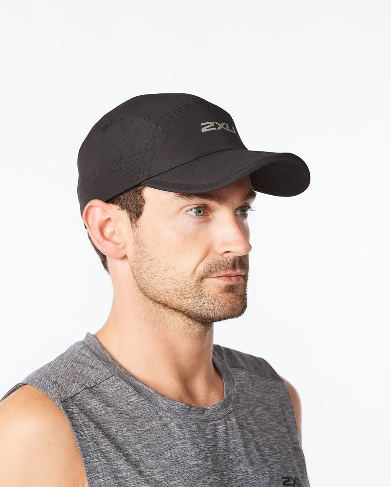Packable Run Cap