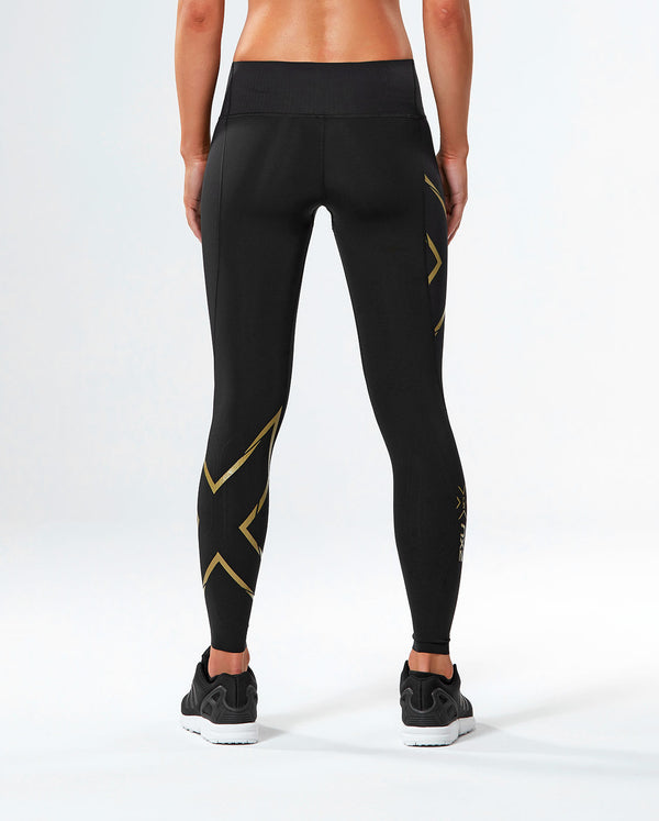 MCS Bonded Mid-Rise Compression Tights