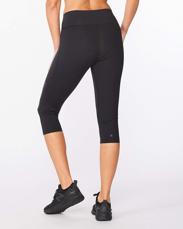 Force Mid-Rise Compression 3/4 Tights