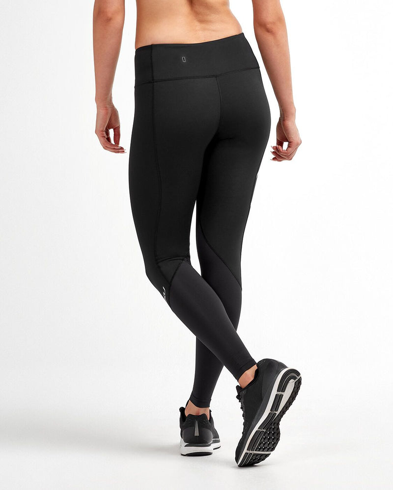 Run Mid-Rise Dash Compression Tights