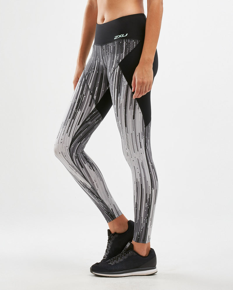 Mid Panel Compression Tights