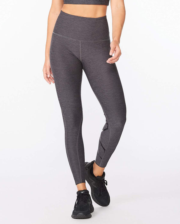Motion Print Hi-Rise Compression Tights