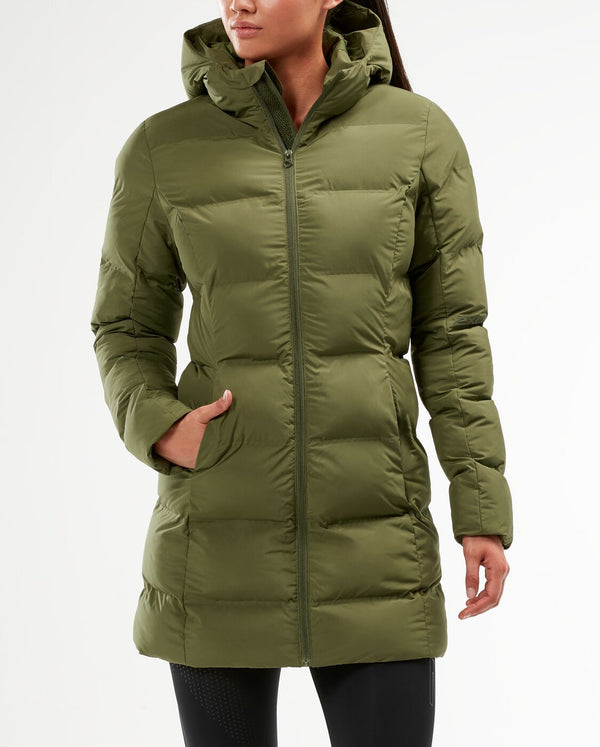 Transit Insulation Longline Jacket