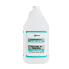 LIQUID HAND SANITIZER | 75% ALCOHOL - 3.79 L