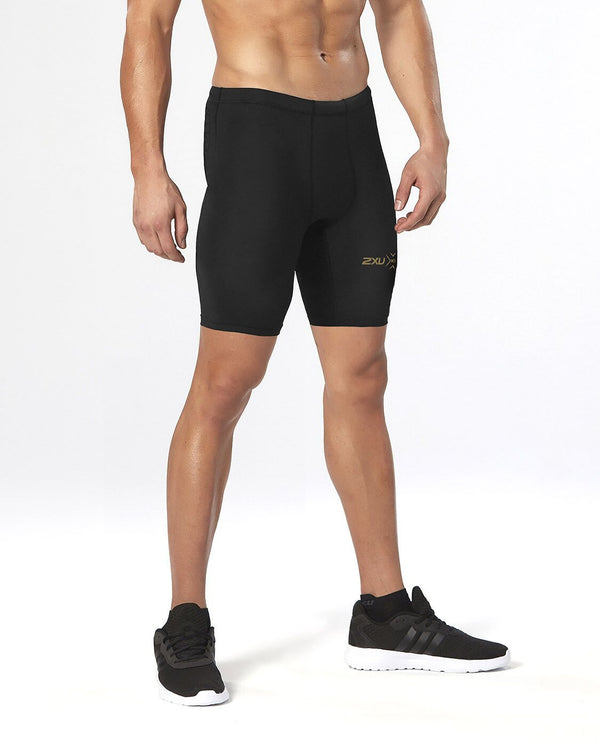 MCS Football Compression 1/2 Shorts