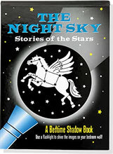 Load image into Gallery viewer, The Night Sky  a Bedtime Shadow Book by Amber Tunnell