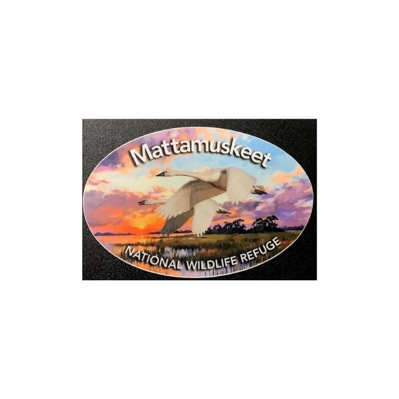 Mattamuskeet National Wildlife Refuge Decal