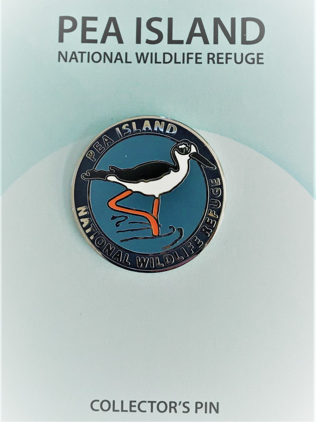 Pea Island National Wildlife Refuge Collectible Pin