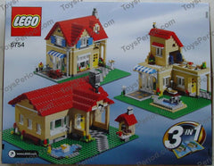 Lego Creator #6754 3 in 1 house