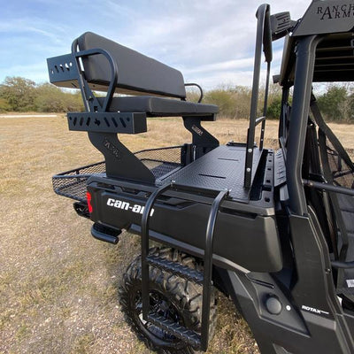 Can-Am Defender Quick Connect High Seat - 3P Offroad
