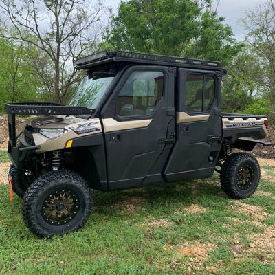 Polaris Ranger Crew NorthStar/HVAC Metal Top - 3P Offroad