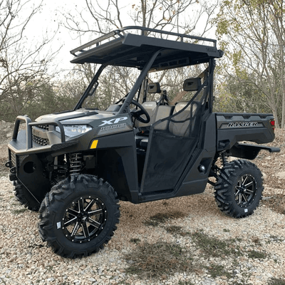 Polaris Ranger Full-Size Single Cab Metal Roof (Pro-Fit Frame) - 3P Offroad