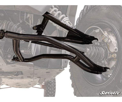 "Polaris RZR XP 1000 High Clearance 2"" Forward Offset A-Arms - 3P Offroad"