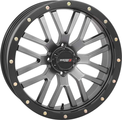 System 3 Off-Road ST-3 Simulated Beadlock Wheels - 3P Offroad