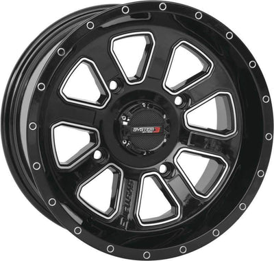 System 3 Off-Road ST-4 Aluminum Wheels - 3P Offroad