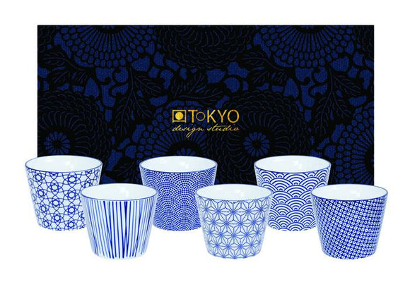 Nippon Blue Cup 180ml 6pcs