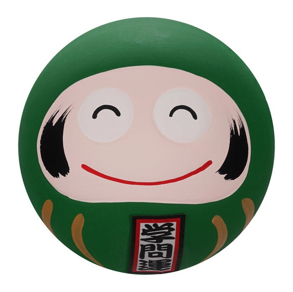 Daruma green helps with studies