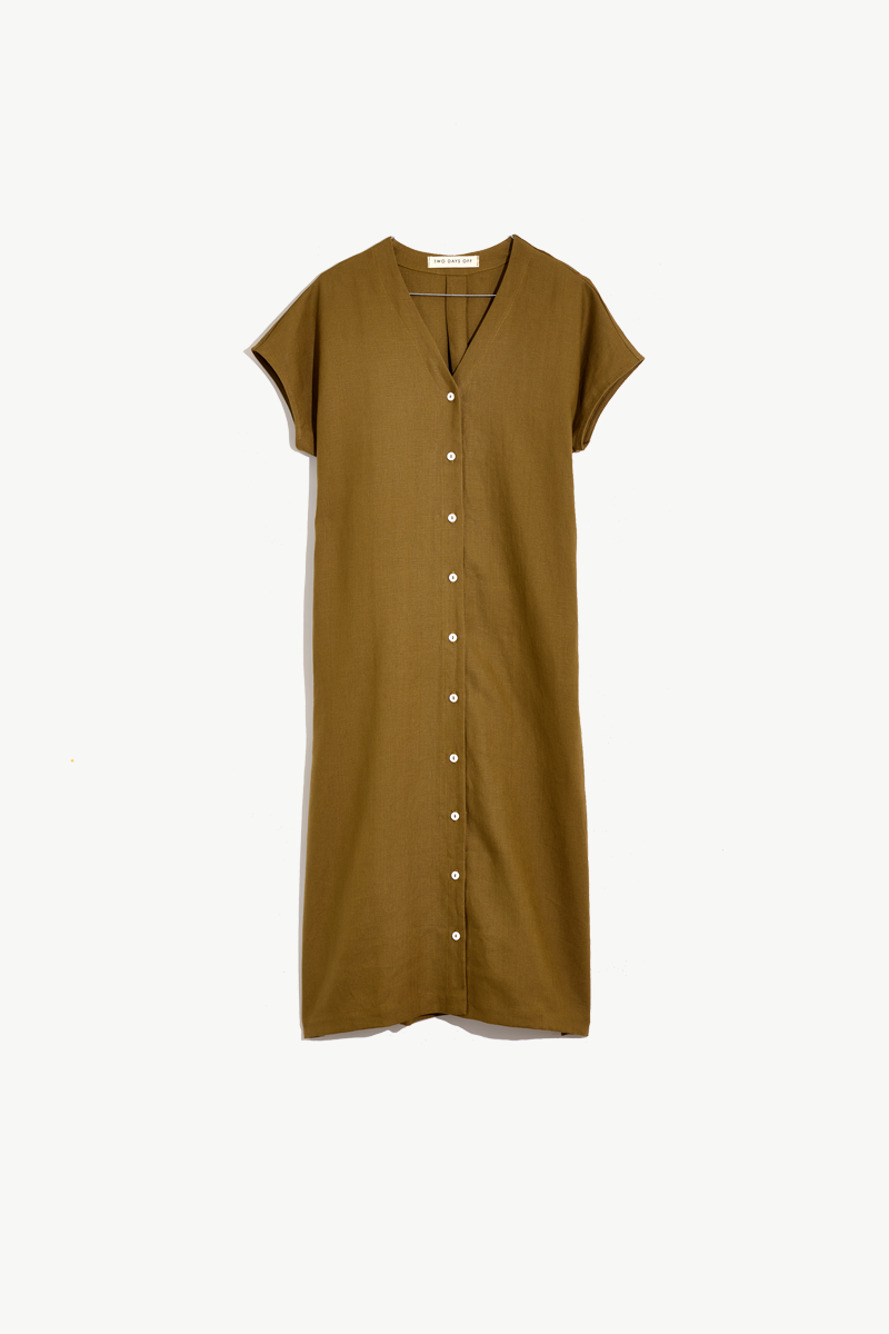 Kaneko Long Sleeve Dress