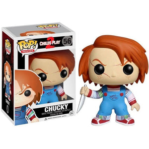 Funko Pop Original Chucky - O Boneco Assassino