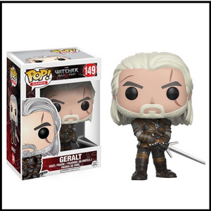 Funko Pop Original Geralt - Witcher