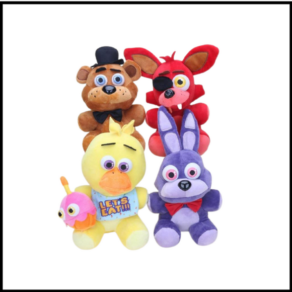 Pelúcia Personagens Five Nights At Freddy's