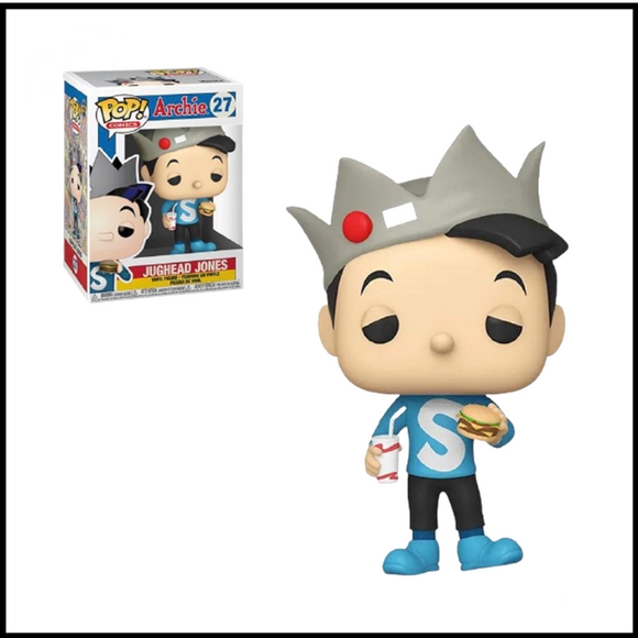 Funko Pop Original Jughead Quadrinhos - Riverdale