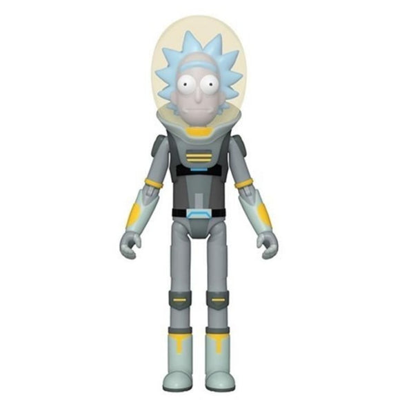 Figure Licenciada Rick - Rick and Morty