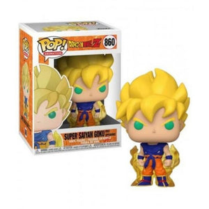 Funko Pop Original SSJ Goku - Dragon Ball