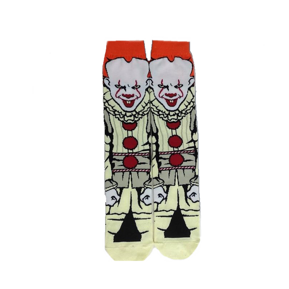 Meias Longas Pennywise - IT A Coisa