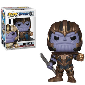 Funko Pop Original Thanos - Marvel