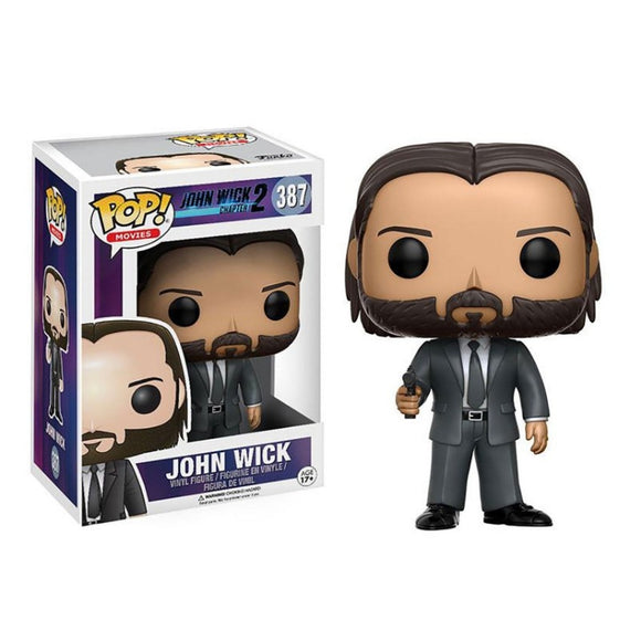 Funko Pop Original John Wick
