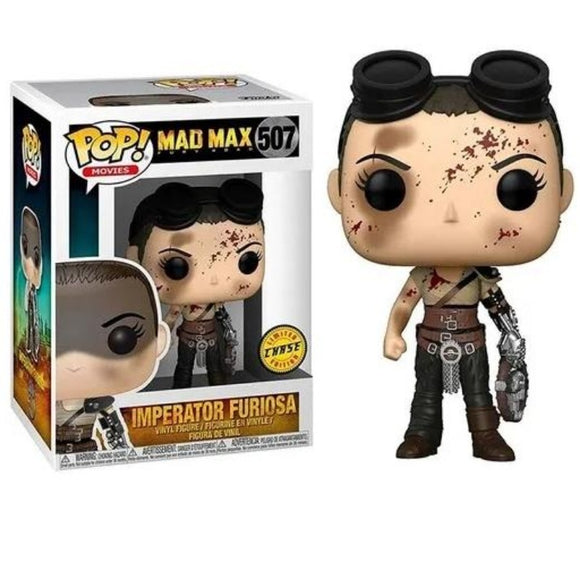 Funko Pop Original Fusiosa - Mad Max